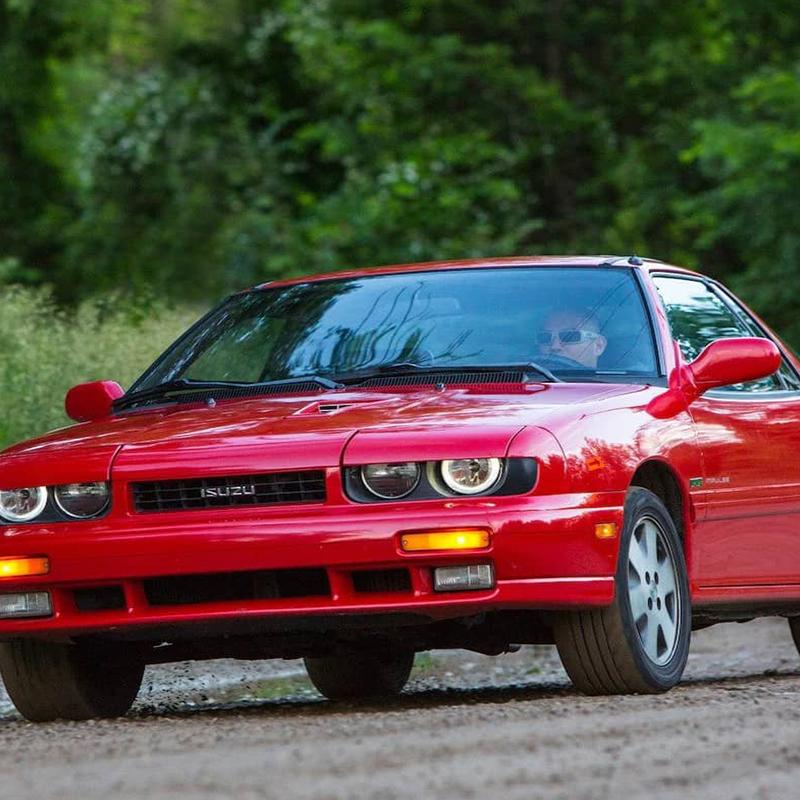 Classic car turbo